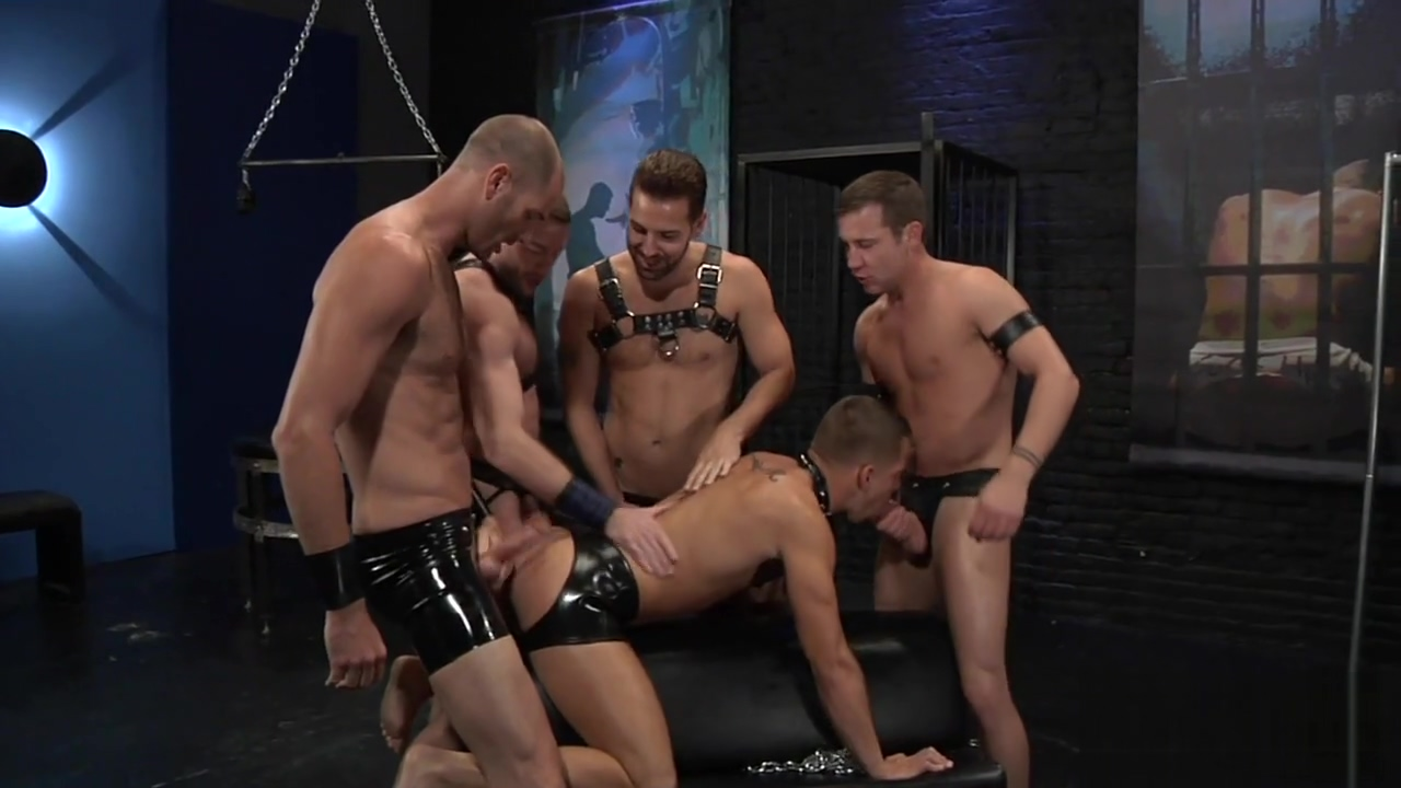 PACK ATTACK 5 SHANE FROST - Scene 3 transexual beauty queens 20