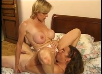 Charming blonde mature 1 Girl wants me to sleep over