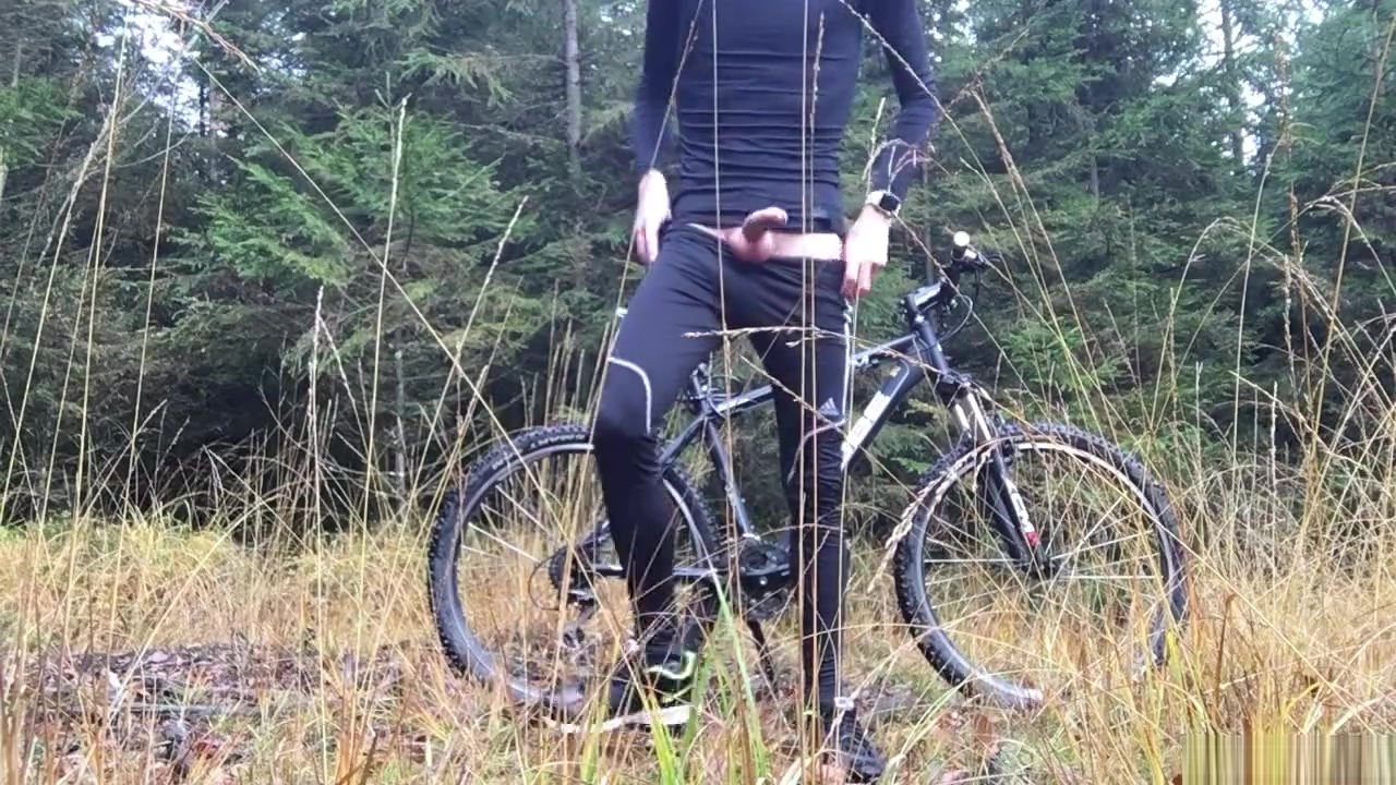 I love to go for a bike ride - pull over - and play with my penis Buy lux messenger