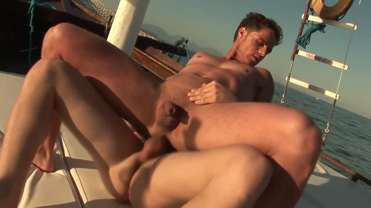 Arcanjo trepando com amgo no barco Dvd Spiral
