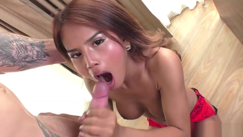 Hot Brunette Asian TBabe Ailly handles dudes big hard cock Vintage nude spanking