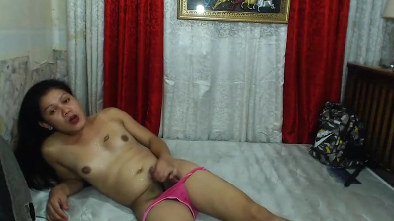 Mature Ladyboy Cums video one porn xxx