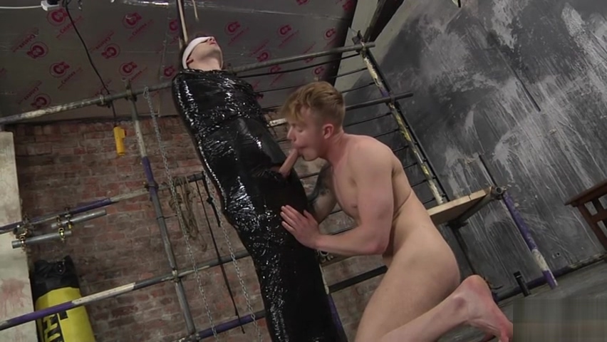 Compression & A Cock Up His Hole - Kamyk Walker & Tyler Underwood sexy fucked latin girls videos