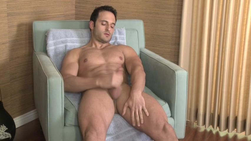 Rafael Gallo getting ready for first time anal