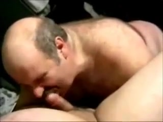 Two Sexy Chubby Men Going At It penelope black diamond blue top driving topless 2
