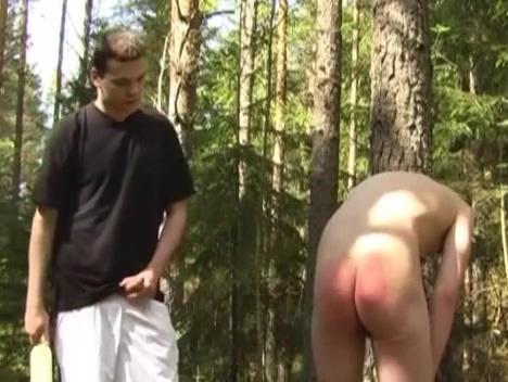 Michel Forest Fun Brian pumper gets ass lick