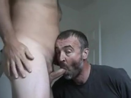 That heavy cummer again Tied Down To Suck