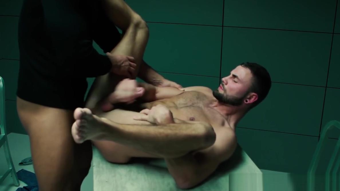 Jeffrey Lloyd gets a raw cop cock from Thomas Friedl man gets blowjob in car gay