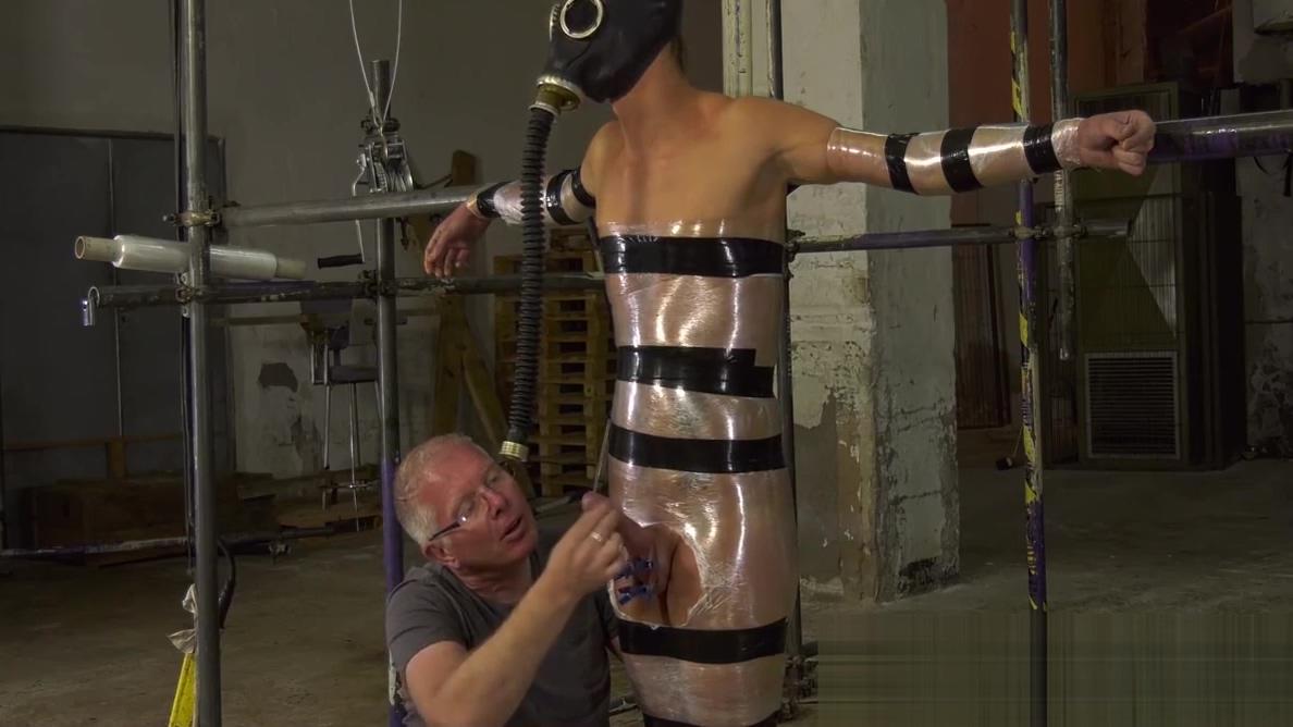 Mature dom Sebastian Kane tortures bound young homosexual The big list of por