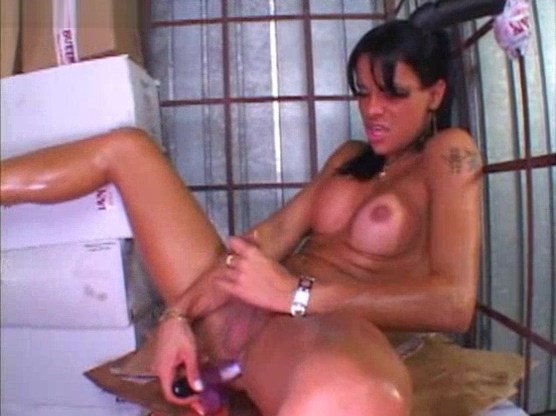 Gabriela And her big toys Blair Summers dominated and pussy nailed