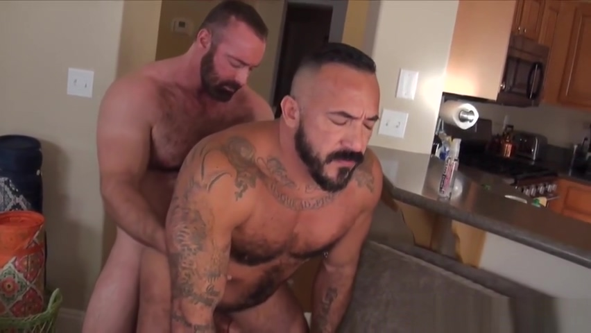 Muscly bears barebacking and tugging cocks Upskirt milf hot ass with face part1