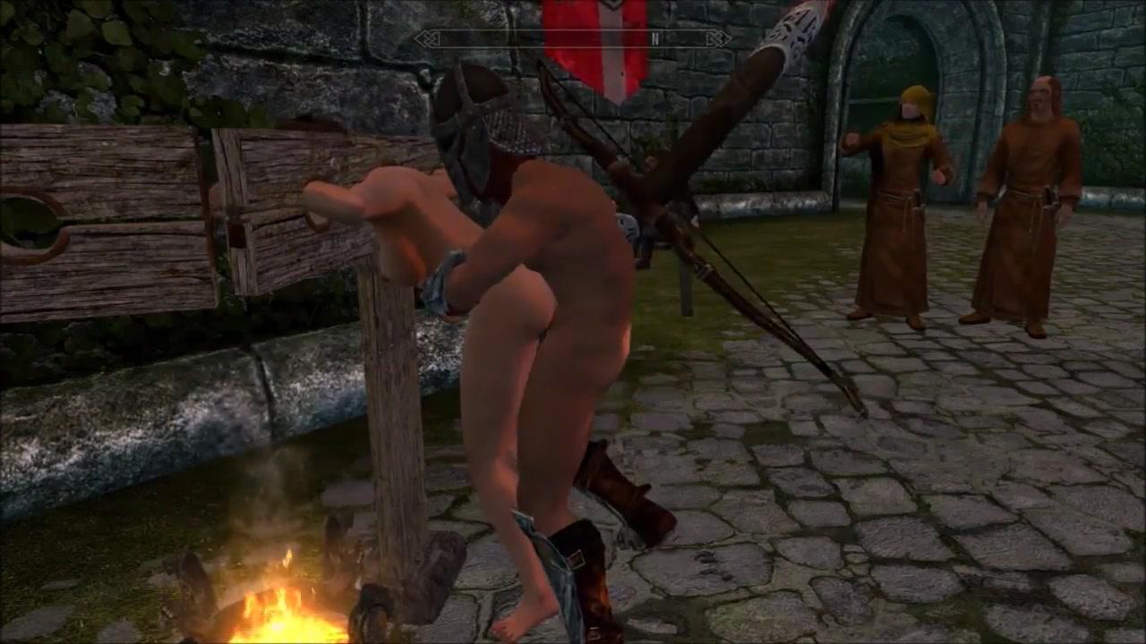 Perils of escaped Skyrim slavegirl 17 asian fucking machine tube