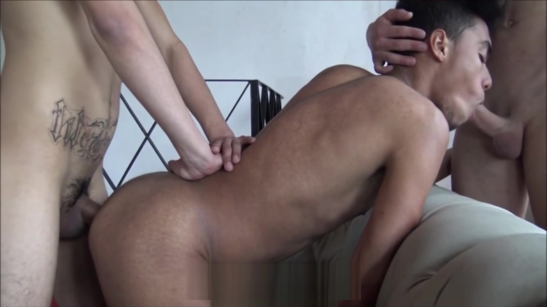 Amateur Latino Twink With Braces Paid To Have Threesome With Two Straight Guys Husband watch wife porn