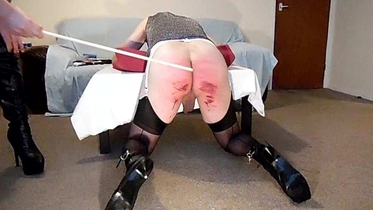 Discipline Day For Joanne 2 The Caning batf dark night parody 2