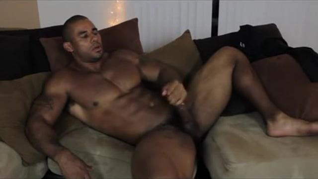 delicious specimen masturbating Mason more squirt
