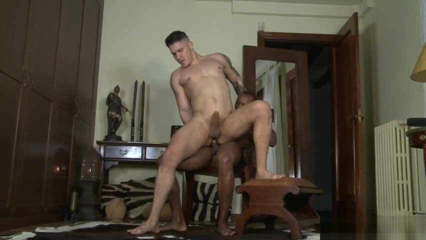 Apolo Fire and Santi Sexy Amateur monster cock blowjob