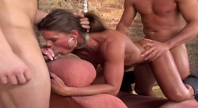 Compilation video with German whores who love deep dp