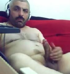 Masturbating Turkey-Turkish Bear Can Is A Real Man Hot eating pussy