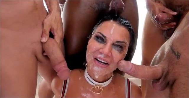 Busty slut gets bukkake Mature pussy upskirt pics