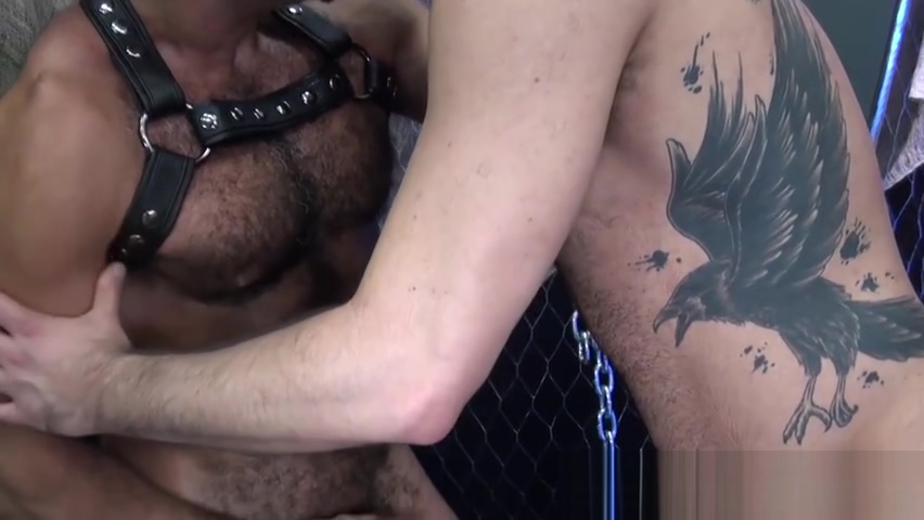 Handsome amateur hammered in hairy homo threesome Hentai gay deep throat