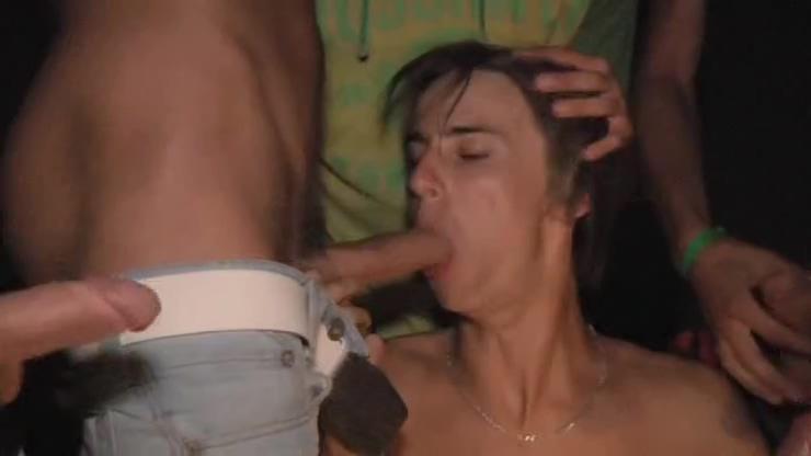 Bareback Beach Party #04 Lisa ann porn scenes