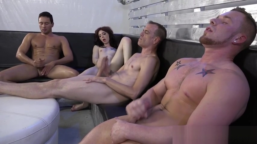 Tgirl gets double cock Ebony porn hub.com