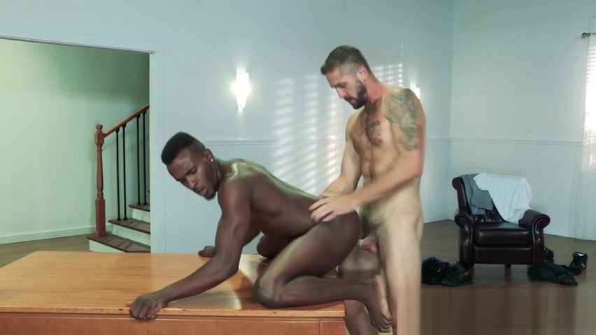 Black hunk rides cock Serena Kissing Shyla's Hardened Nipples