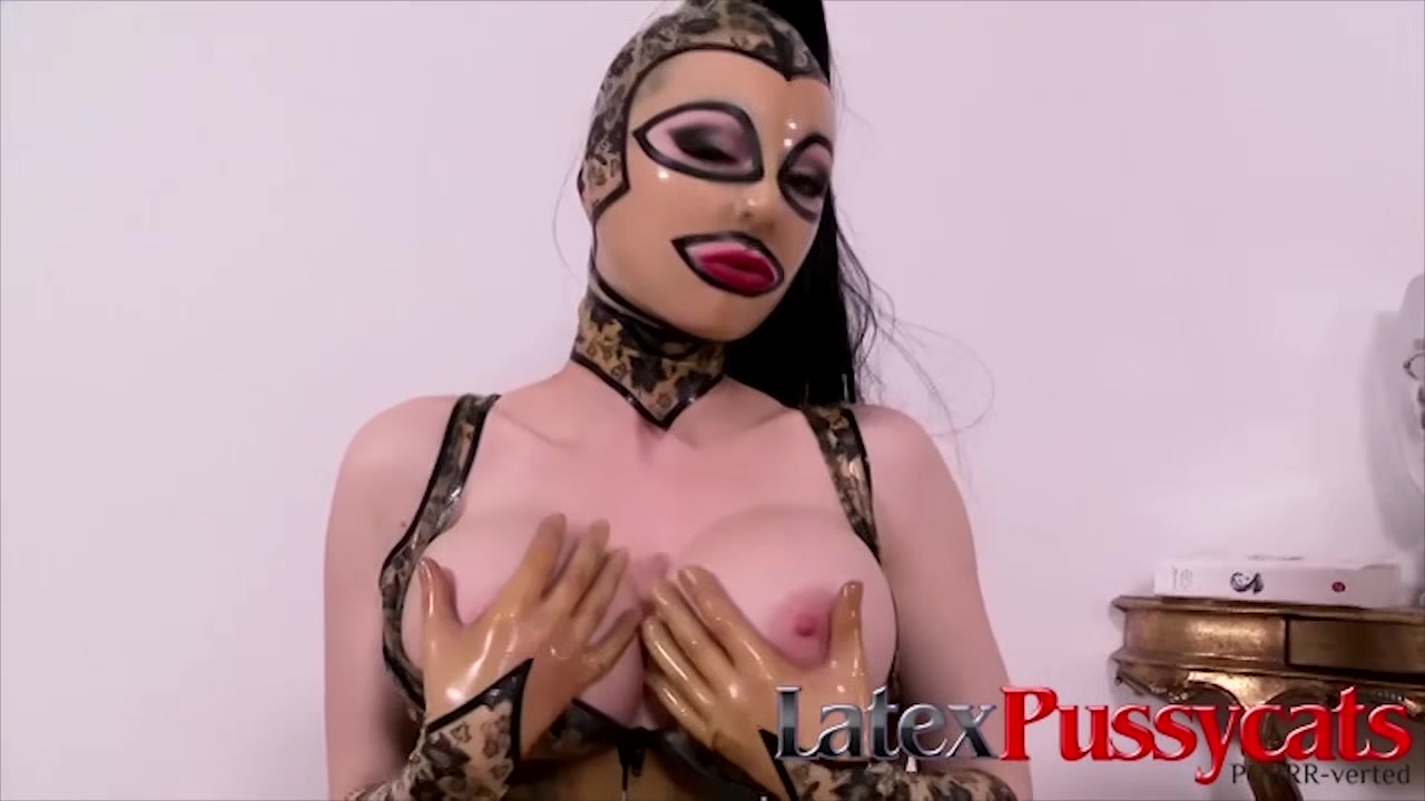 Latex Lucy at LatexPussyCats pathan gay sex tube