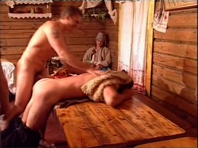Mainstream Actor Andriej Bilanov Made Gay Porn Rubbing her shaved pussy