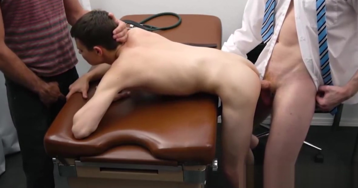 Young Twink Stepson And Stepdad Doctor Visit Threesome Ruined orgasm mother daughter