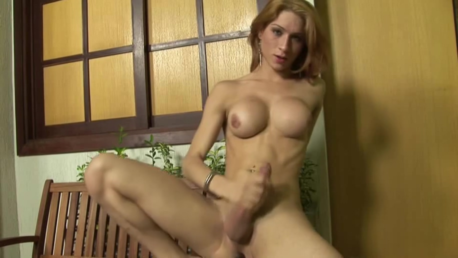 Amazing porn movie transsexual Solo try to watch for