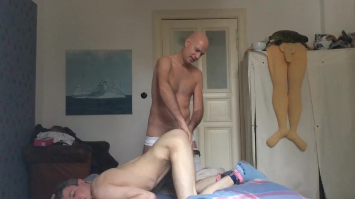 TWINK IS ALWAYS HUNGRY FOR RAW COCK man charged naked in home