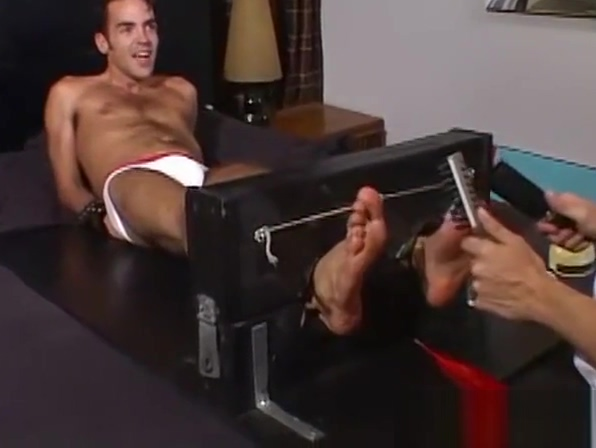 Young man bondage before tickling torment threesome Im dating a girl but she doesnt answer me