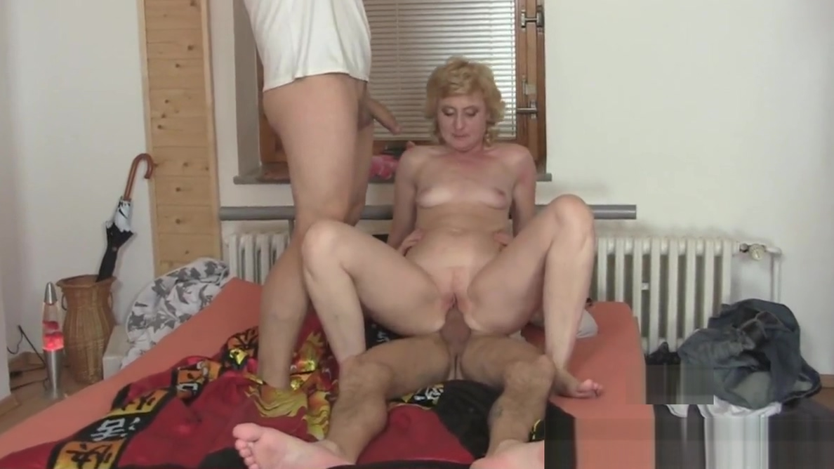 Sharing skinny old lady with small tits Hot enema lez squirt milk