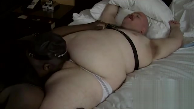 Black Daddy - White Boy German mature at the doctors