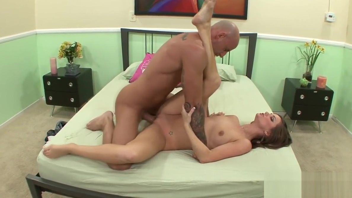 Reverse cowgirl with the beautiful Lily Carter Orlando swinger bars