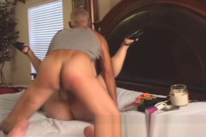 MEAN Granny makes him BITCH vintage videos tube chunky retro porn