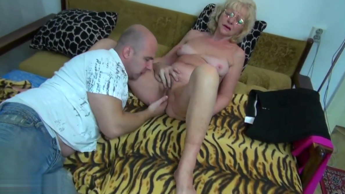 OldNannY Older Mature Granny Love Compilation girl boy like model - sex - fuck - porn