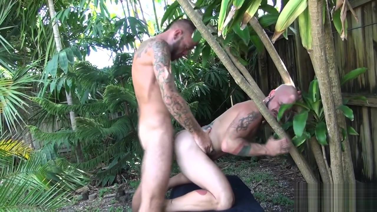 Bareback Bayou Butt Fuckers - Scene 3 Lasbin six