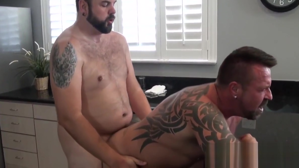 Hairy bear assfucking inked otter after bj What is plentyofhoes com