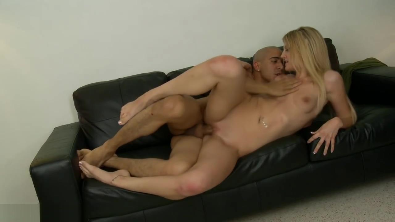 KarupsHA - Amanda Tate Fucked Hard On The Sofa Cuple having sex naked