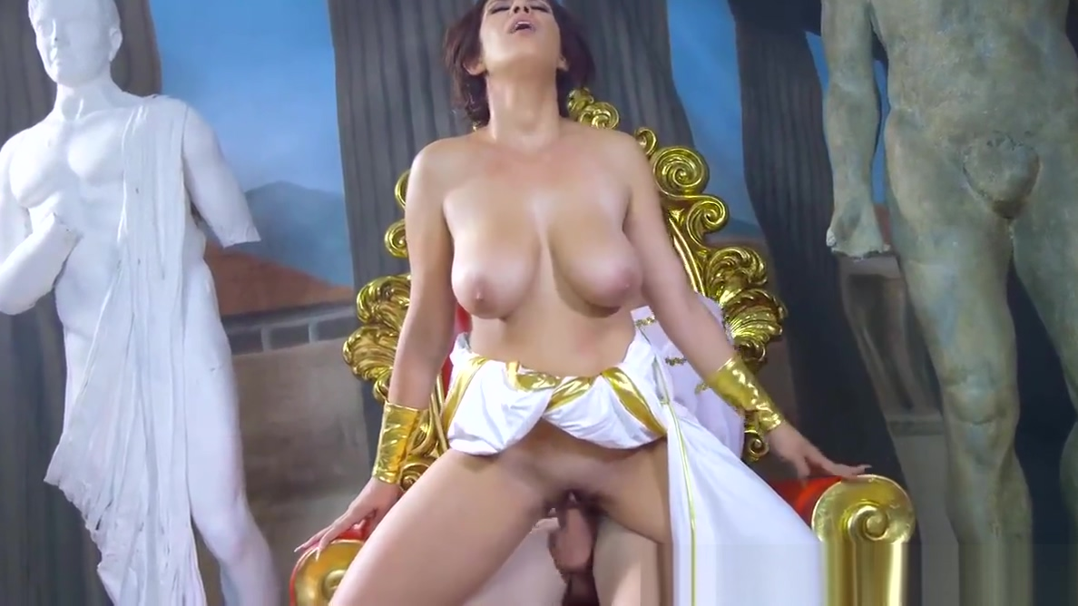 Ayda Swinger is devoted to fulfill every whim of Jordis Old classic romantic songs