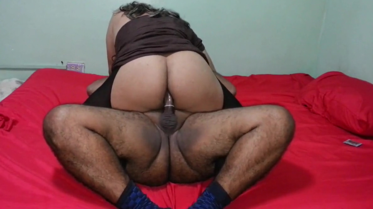 Chubby Crossdresser Slams Hard Dick With His Ass Xxx Stunning Loves