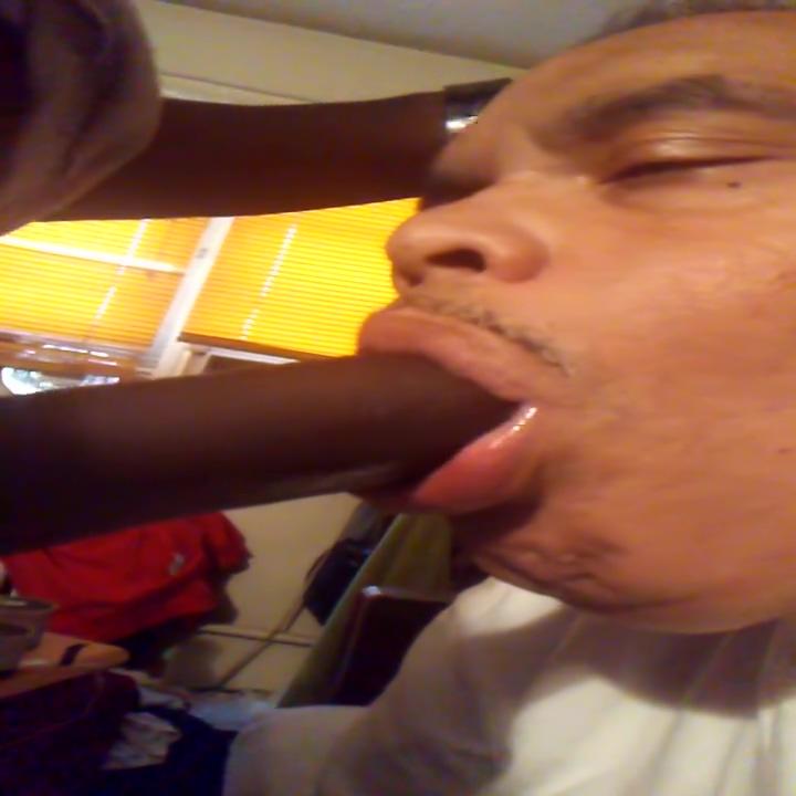 Sucking a young black dick! Midget football video