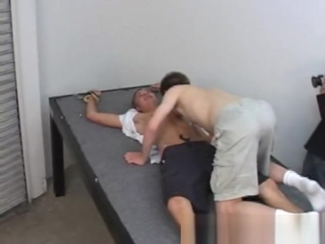 skinny boy lickle tickled Busty leanne