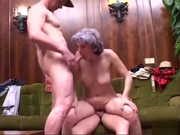 Granny DP Jean claude van damme sex videos