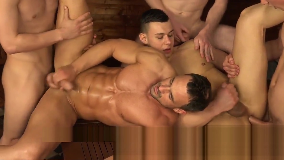 5 friends Raw Easter Wank Party Twink thai handjob dick and squirt