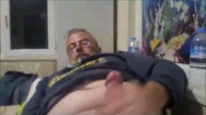 Grandpa wanking webcam bad white girl porn