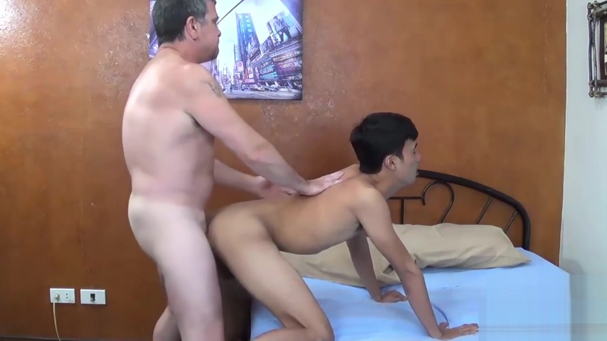 Cute Asian twink Andrew enjoys a hard raw cock deep inside Paranormal Sex Stories