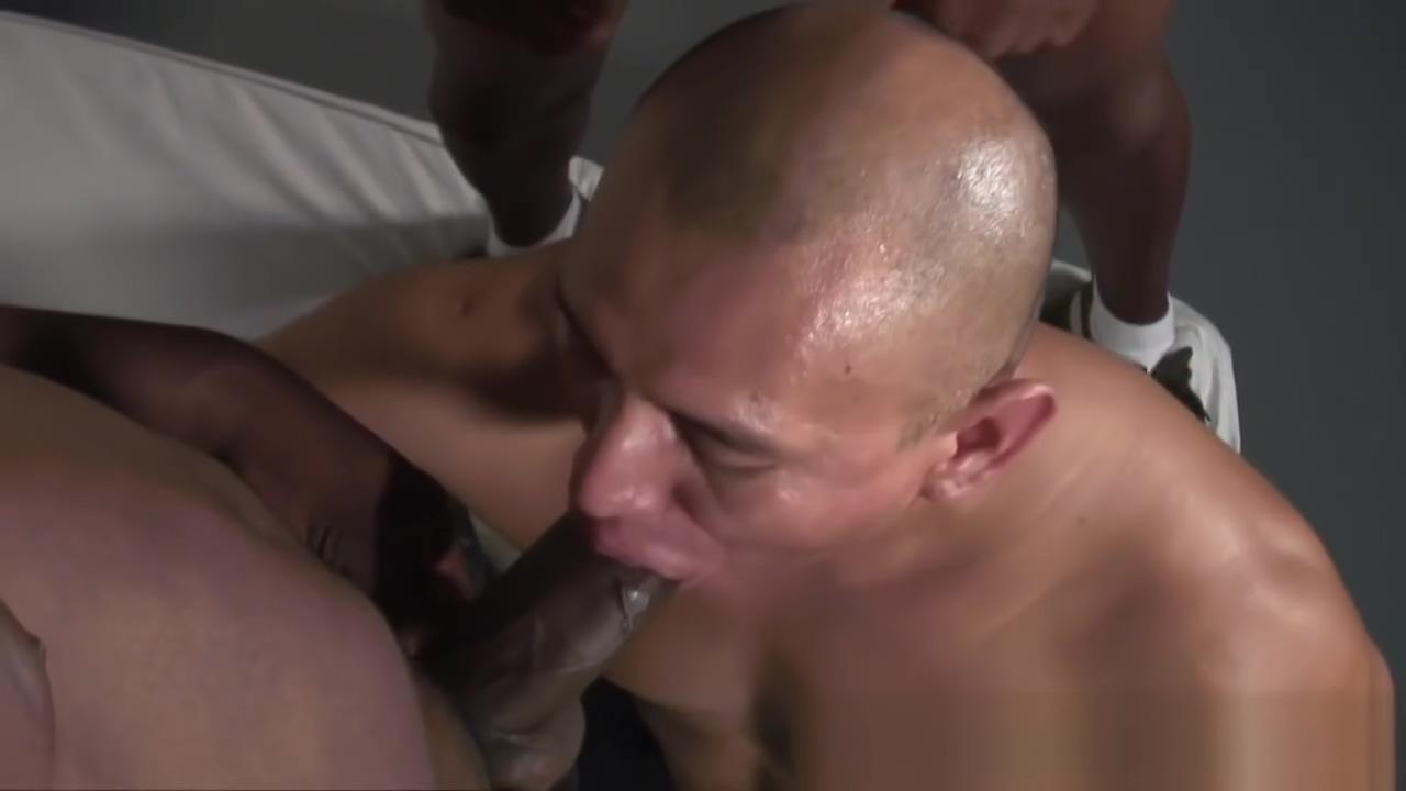 Black men sharing a bald dude Escort marina di grosseto